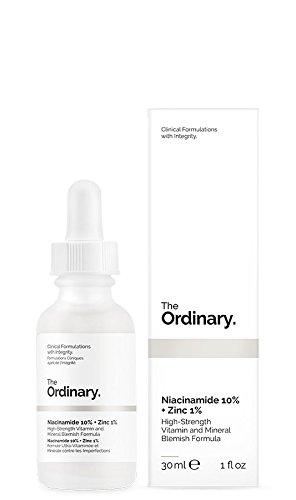 The Ordinary - Niacinamide 10% +Zinc 1%