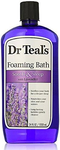 Dr Teal's - Foaming Bath, Soothe & Sleep