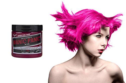 BeWild - Manic Panic Hot Hot Pink Hair Dye
