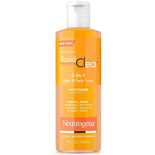Neutrogena - Rapid Clear 2-in-1 Fight and Fade Toner