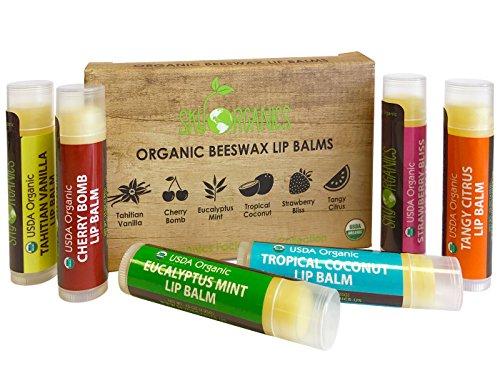 Sky Organics - Organic Lip Balm