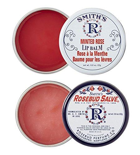 Rosebud Perfume Co. - Rosebud Salve Minted Rose Lip Balm