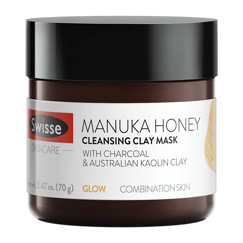 Swisse Wellness Manuka Honey Cleansing Clay Mask