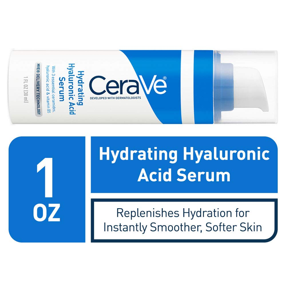 CeraVe - Hyaluronic Acid Face Serum