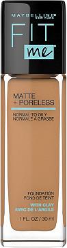 Maybelline - Fit Me Matte + Poreless Liquid Foundation