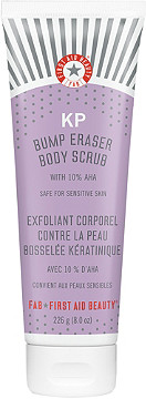 First Aid Beauty - KP Bump Eraser Body Scrub with 10% AHA