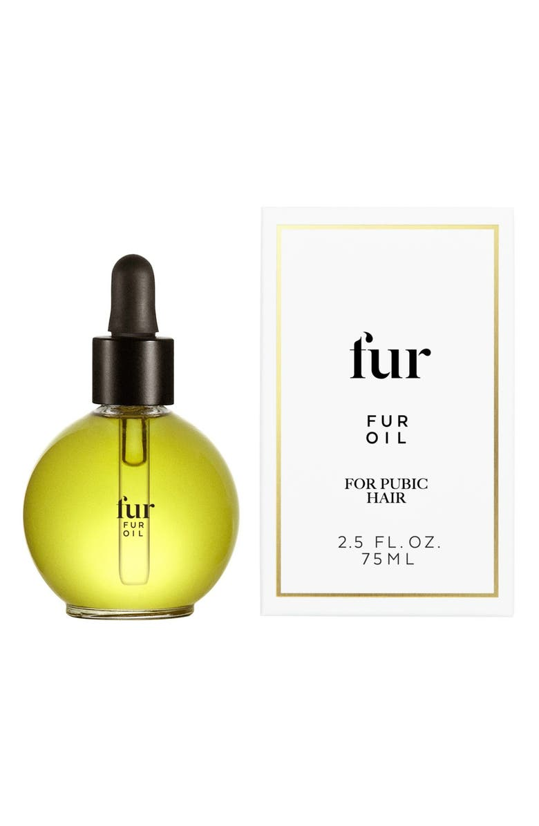 Fur Hair Oil