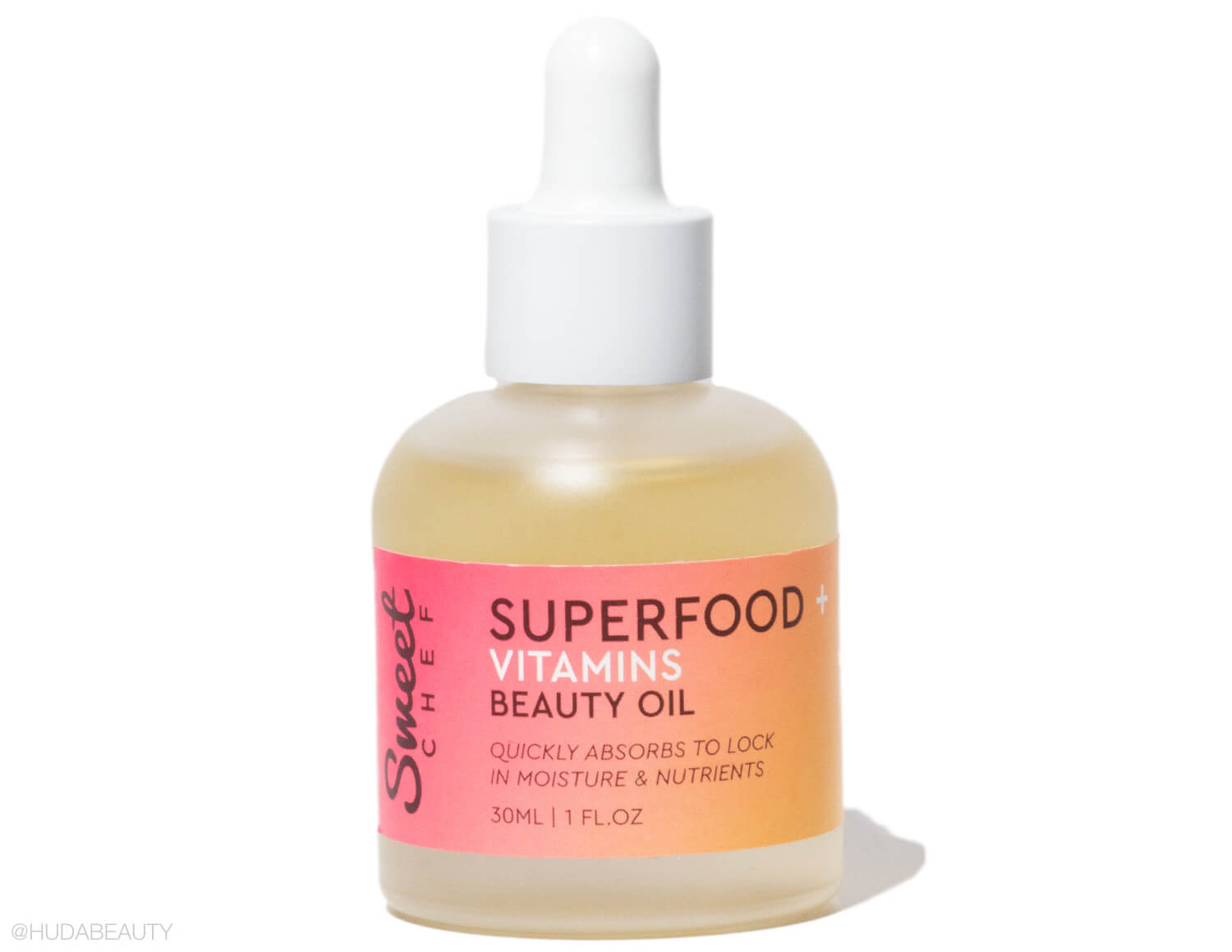 Sweet Chef - Superfood + Vitamin Beauty Oil