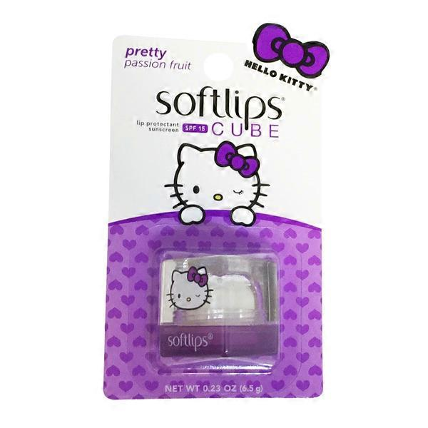 null - Hello Kitty Softlips Lip Protectant Sunscreen