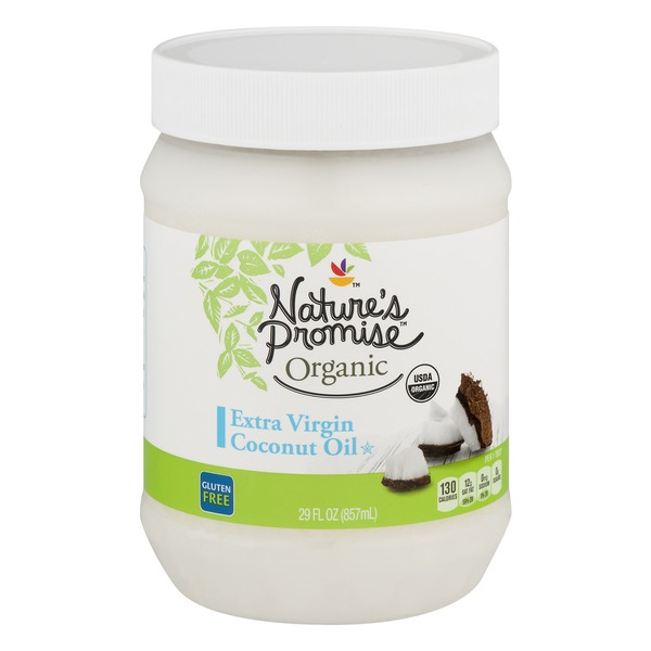 Nature's Promise - Organic Extra Virgin Coconut Oil