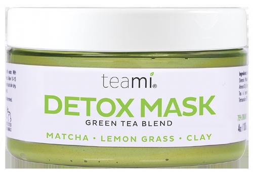 null - Green Tea Detox Mask