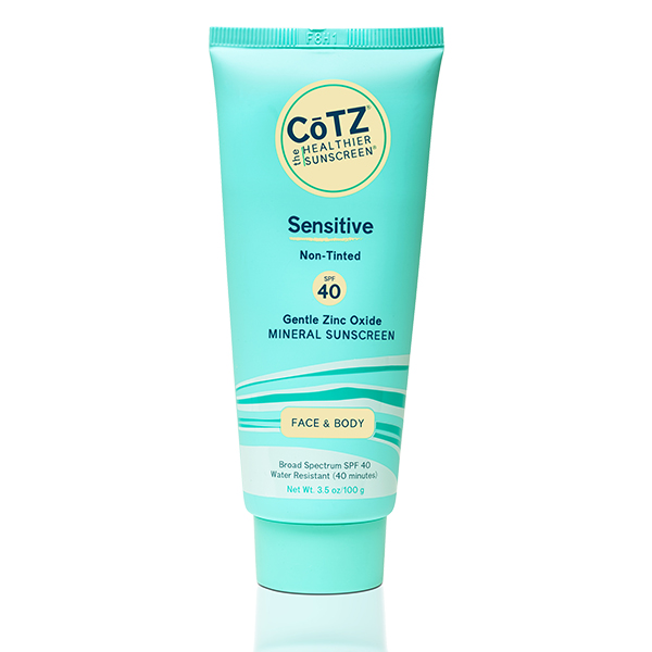 CoTZ - CoTZ Sensitive Skin SPF 40 (3.5 OZ)