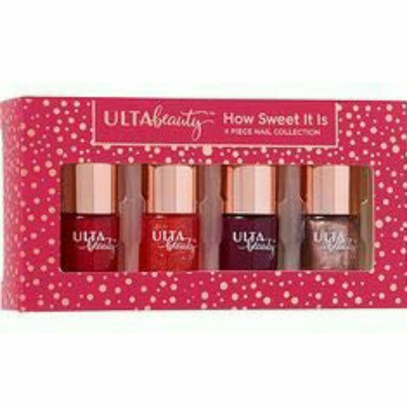 null - ULTA How Sweet It Is 4 Pc Nail Collection