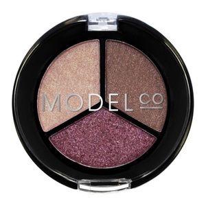 modelco - ModelCo. Metallic Eyeshadow Trio MYKONOS NWT