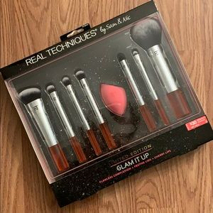 Real Techniques Glam It Up Brush Set