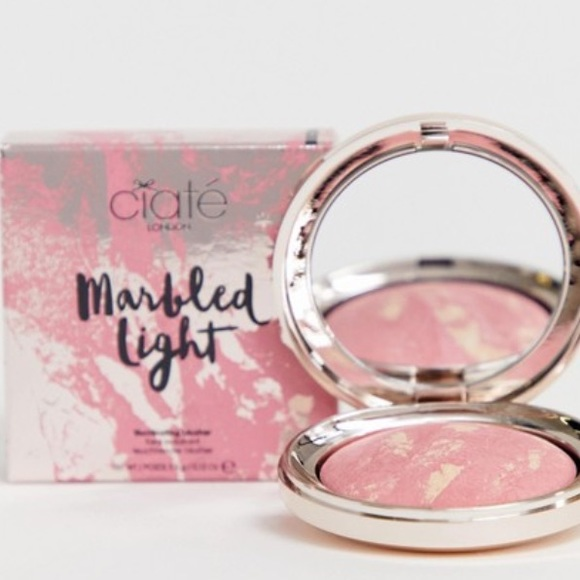 Ciate - Ciate London Marbled Light Illuminating Blush