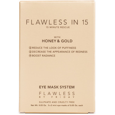 null - Flawless by Friday Flawless in 15 Eye Mask System