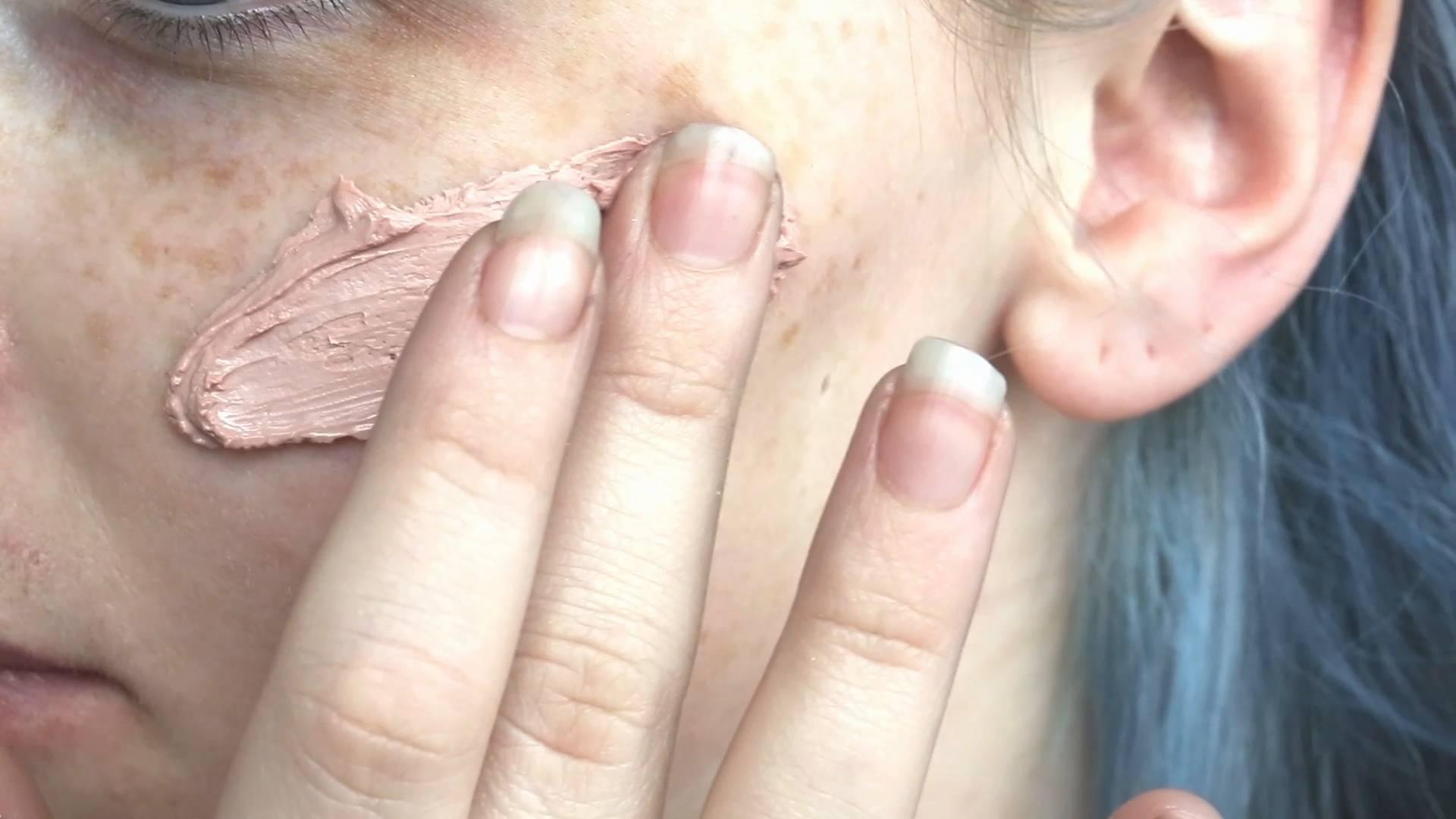 Lush Cosmetics - Rosy Cheeks Mask