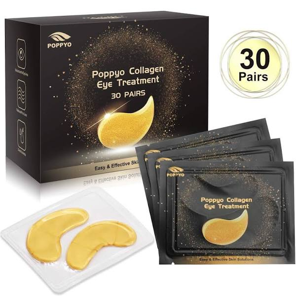 Poppyo - 4K Gold Eye Treatment Mask