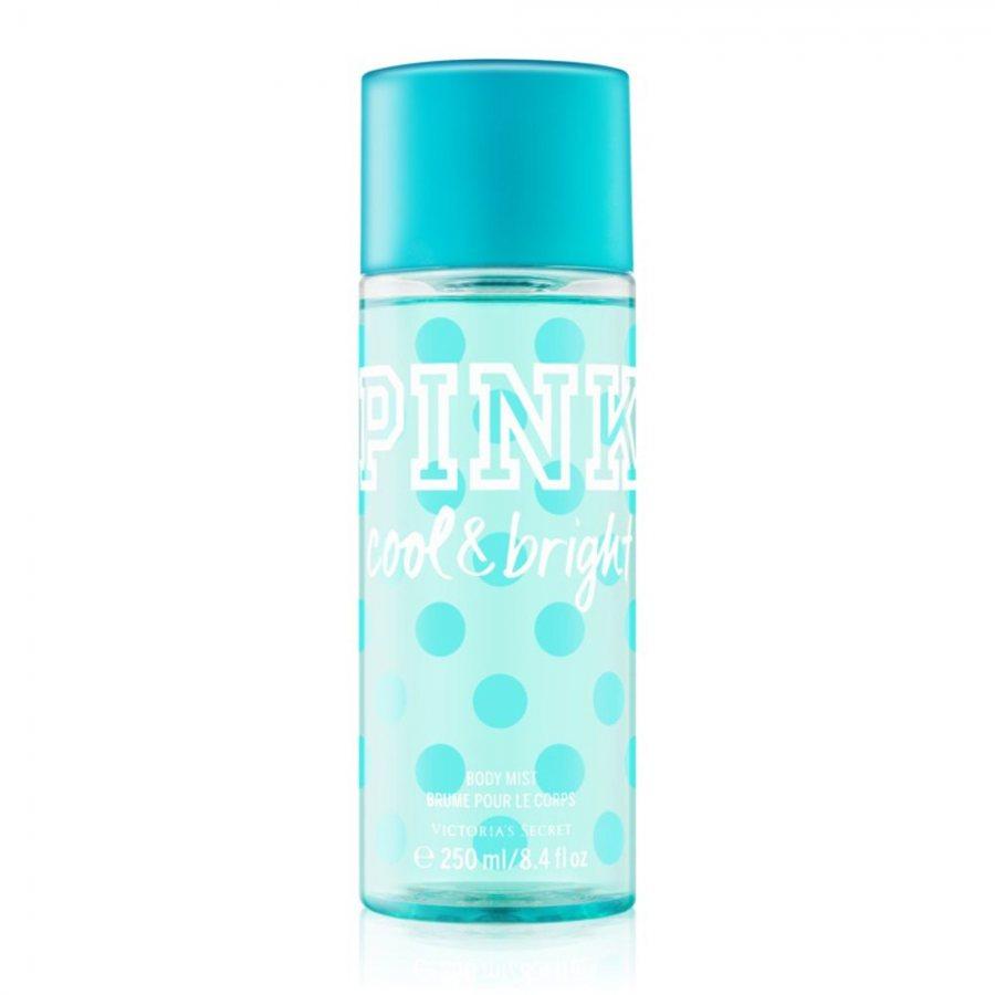 Victoria's Secret - Victoria's Secret Pink Cool & Bright Body Mist 250ml