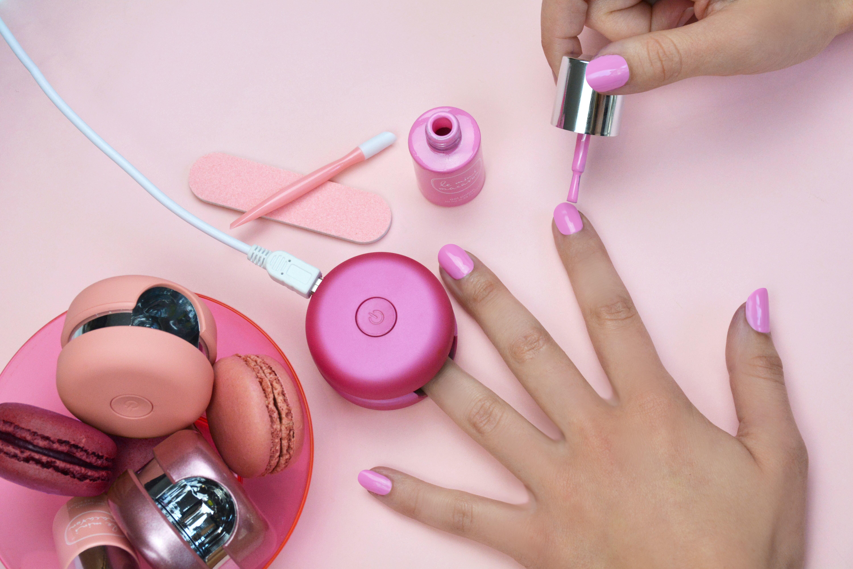 Le Maxi Deluxe Gel Manicure Set