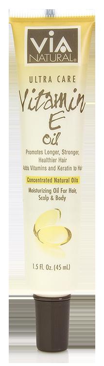 Via Natural - Via Natural®- Ultra Care Oil- Vitamin E