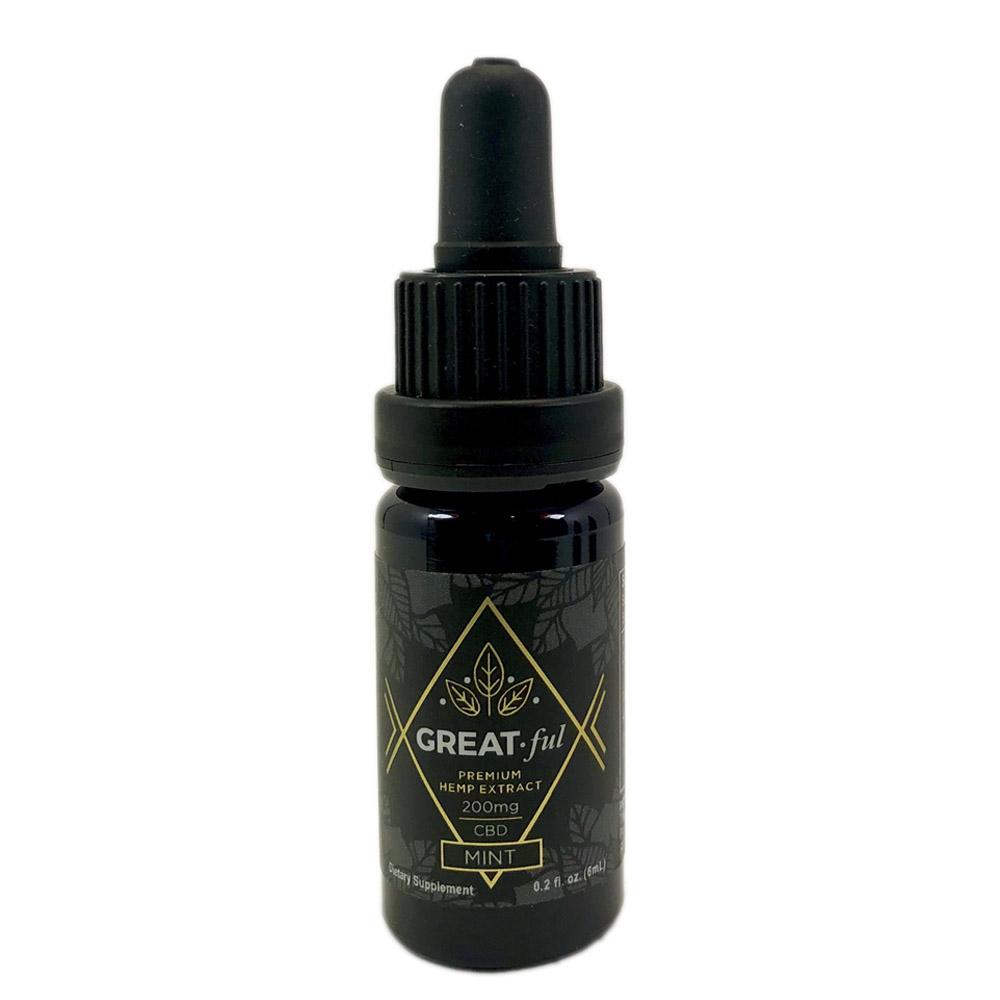 greatful Aceite CBD Greatful de 6 ml – 200 mg