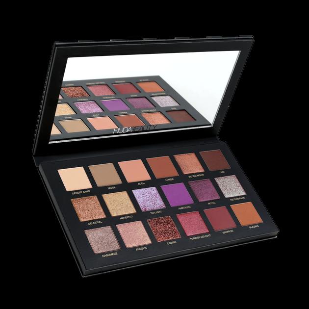 Huda Beauty - Desert Dusk Eyeshadow Palette