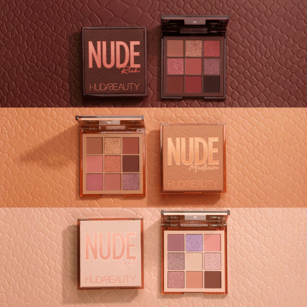 null - NUDE Obsessions Eyeshadow Palette