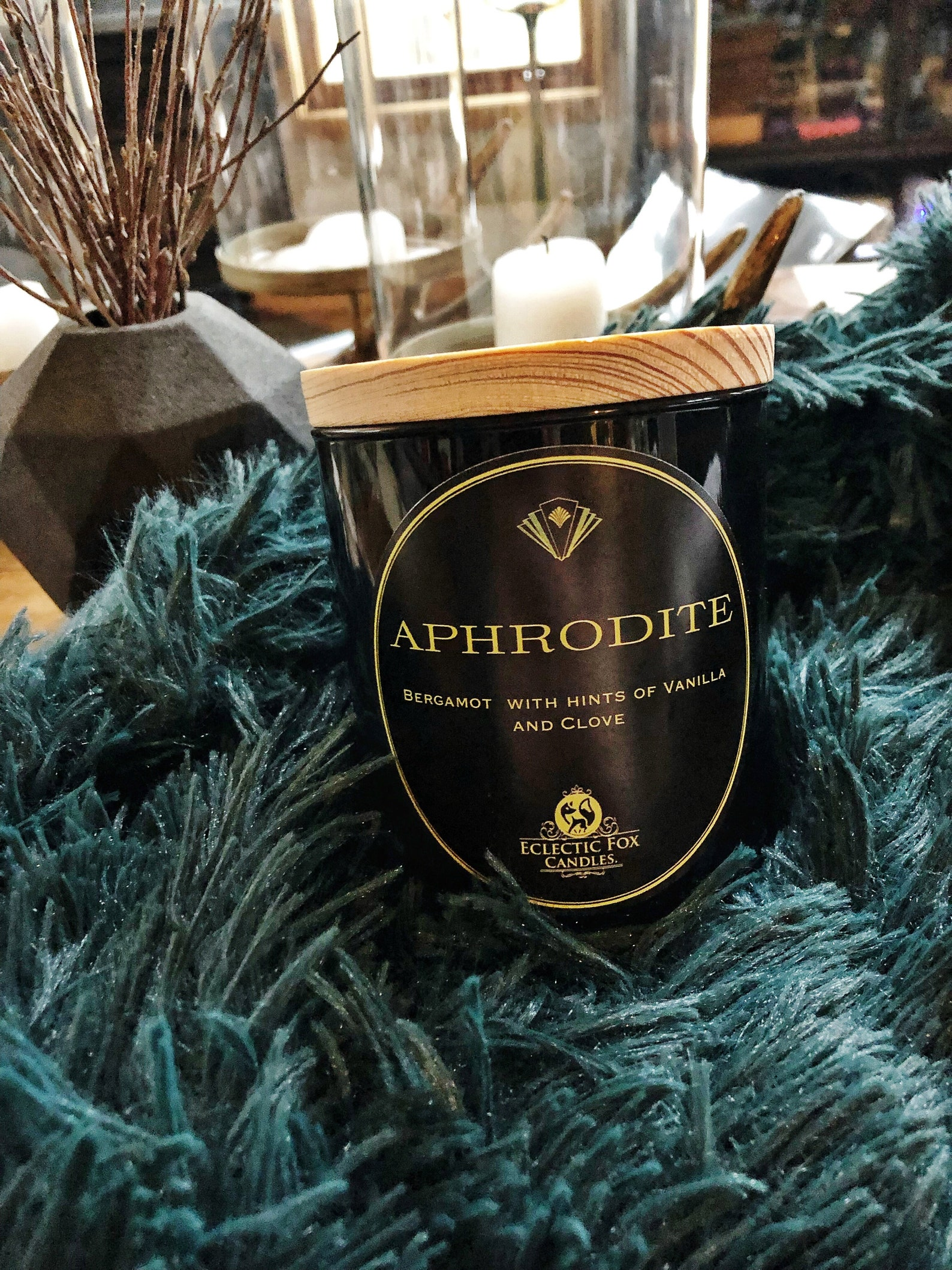 null - Aphrodite candle limited edition