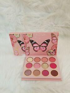 ColourPop Details about Colourpop Gimme Butterflies Eyeshadow Palette~New In Box~Fast Ship