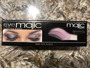 Eye Majic - Details about Eye Majic Instant Eye Shadow Shade 67 Matte Shades 5 Pairs - Lavender Pink Gray