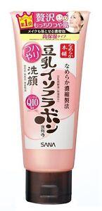 SANA - Details about F/S Japan Sana Soy Milk Isoflavone Cleansing Facial Wash N 150g Japan Hot Sale!