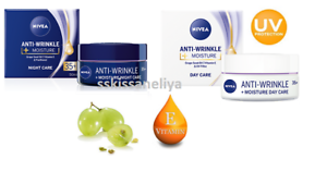 Nivea - Day ot Night Face Cream 35+ Anti-Wrinkle + MOISTURE