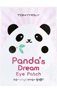 Tony Moly - Details about 10 X TONY MOLY Korean Panda's Dream Brightening Eye Patch ( 10 PACK)!