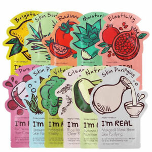 Tony Moly - I'm Real Face Mask Sheet