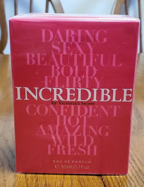 Victoria's Secret - Victoria's Secret INCREDIBLE - Eau de Parfum EDP Spray - 1.7 oz / 50 ml Sealed