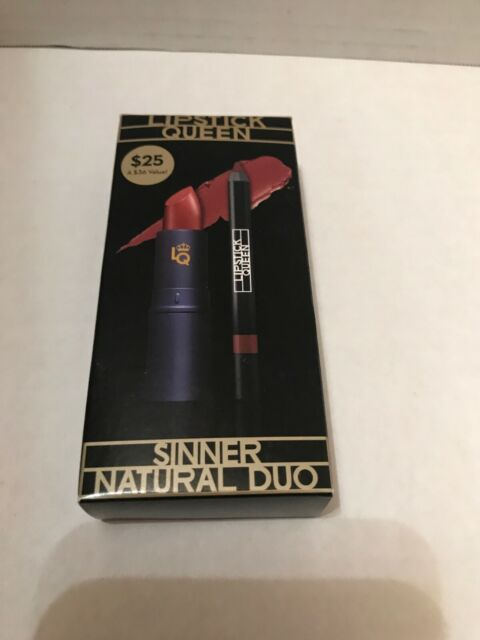 Lipstick Queen - Lipstick Queen Sinner Natural Duo Boxed