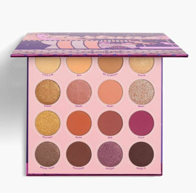 Colourpop - ❤ Colourpop Eyeshadow Palette in Fortune ❤