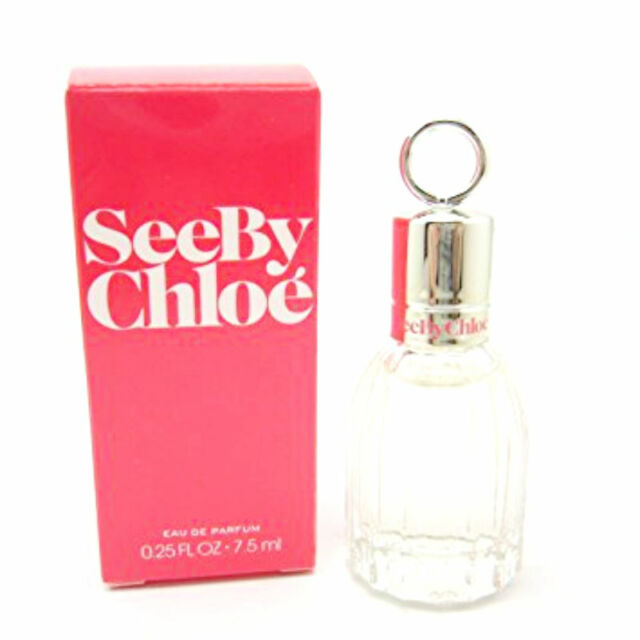 See by Chloe - See by Chloe for Women Chloe Eau de Parfum Mini Splash 0.25 oz - New in Box