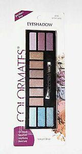 Colormates - Colormates Eyeshadow Palette Garden Party Paraben 12 Shades
