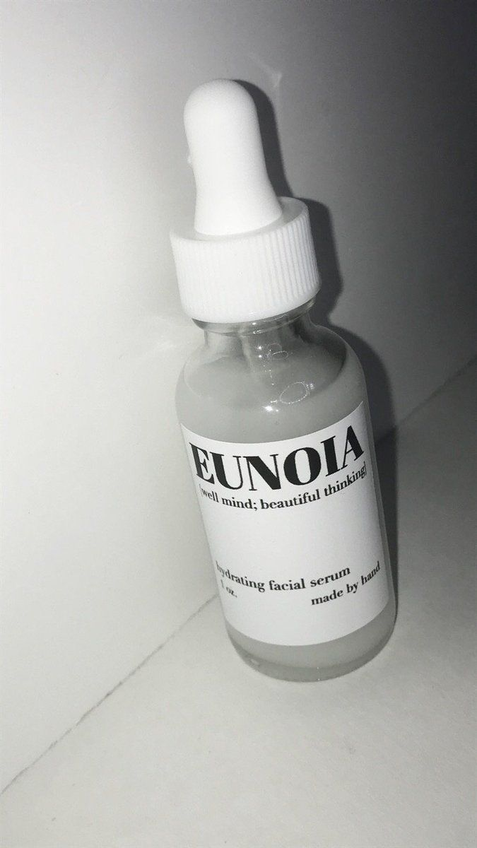 Eunoia - Hydrating Serum