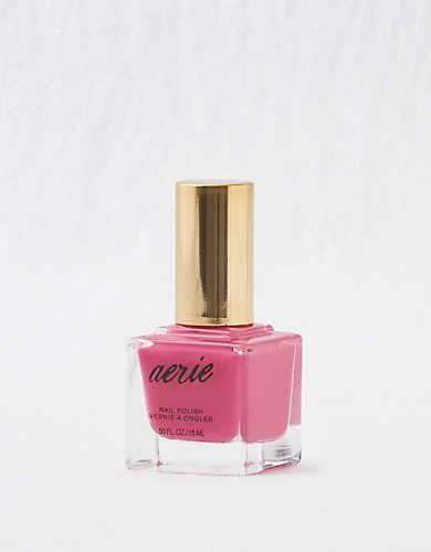 null - Aerie Nail Polish , Pinky Swear | Aerie for American Eagle | Beauty | Beauty, Beauty women, Hair beauty