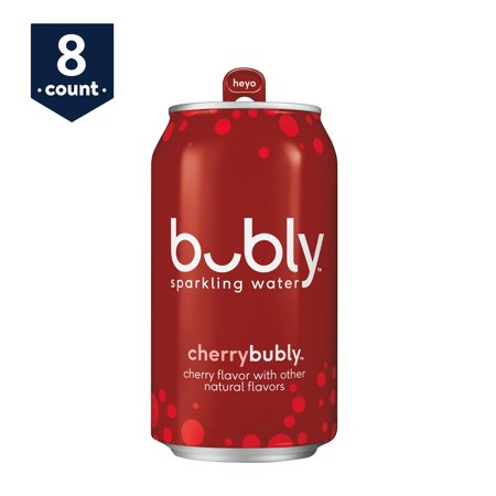 bubly - Cherry Sparkling Water