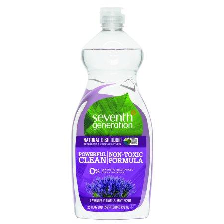 Walmart.com - Seventh Generation Dish Liquid Soap Lavender Floral & Mint 25 oz - Walmart.com