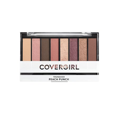 CoverGirl - TruNaked Scented Eye Shadow Palette, Peach Punch