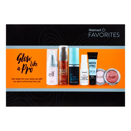 Walmart.com - Walmart Beauty Favorites - Glow Like a Pro - Walmart.com