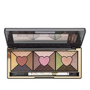 Too Faced - Too Faced Love Eye Shadow Palette Plus Black Waterproof Eyeliner