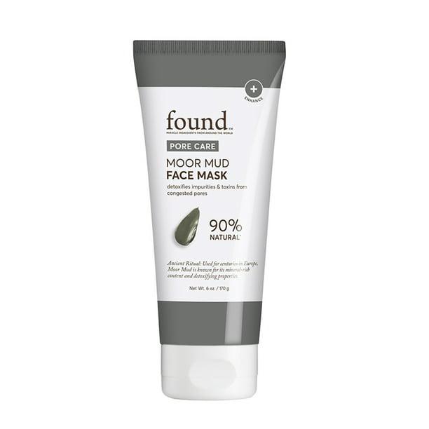 FOUND - FOUND PORE CARE Moor Mud Face Mask, 6 fl oz