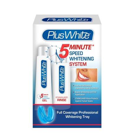 Plus White 5 Minute Premier Speed Whitening System
